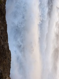 The Lower Falls of the Grand Canyon of the Yellowstone River
