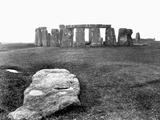 Slaughter Stone at Stonehenge