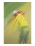 A Golf Player&#39;s Stroke
