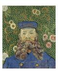 Portrait of the Postman Joseph Roulin