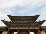 Geunjeongjeon Gate in Seoul