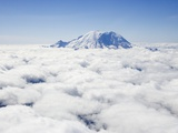Mount Rainier above the Clouds