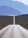 USA  California  Death Valley Roadway