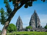 Prambanan Temple on Java
