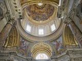 Dome of Sant&#39;Agnese in Agone  Rome