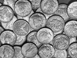 "American ""Liberty"" Silver Dollars"