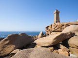 Ploumanach Lighthouse on the Cote de Granit Rose