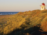 Cove Head Lighthouse  Prince Edward Island National Park  Prince Edward Island  Canada