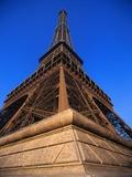 Edge of Eiffel Tower
