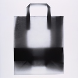 X-ray of Empty Shopping Bag