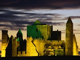 Cashel Cathedral at Twilight