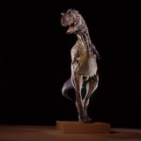 Sculpture of Carnotaurus