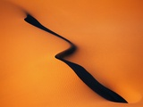 Sossusvlei Dune Casting Shadow