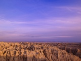 Canyons of Badlands National Park