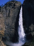 Upper Yosemite Falls During Spring Thaw