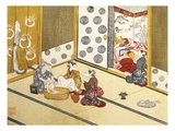 Kitsune no Yomeiri - The Fox&#39;s Wedding  Series Print