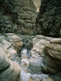 Canyon of Eroded Limestone