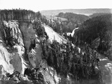 River Near Yellowstone National Park  1871