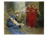 Angels and Holy Child