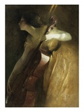 A Ray of Sunlight (The Cellist)