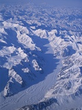 Alaska Range Glaciers in Denali National Park and Preserve
