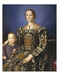 Eleonora of Toledo with Her Son