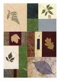 Essential Nature  Block Print I
