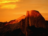 Sunlight on Half Dome