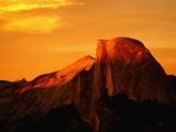 Sunlight on Half Dome