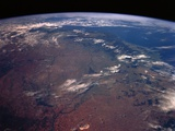 Low-Earth-Orbit View of the Murray River Basin