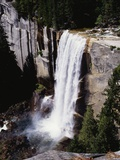 View from the Top of Vernal Falls