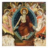 Italo-Byzantine Painting of The Last Judgment