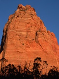 Sandstone Butte in Zion National Park