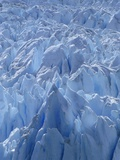 Close Up of Perito Moreno Glacier in Argentina