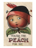 You're the Peach for Me