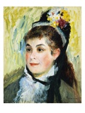 Portrait of Madame Edmond Renoir