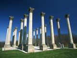 National Capitol Columns in the National Arboretum