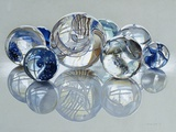 Glassies Marbles XIV