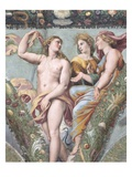 Venus With Ceres and Juno From the Loggia of Cupid and Psyche