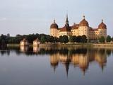 Moritzburg Castle  Dresden  Germany