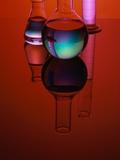 Labware with Liquid
