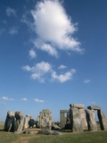 Menhirs at Stonehenge