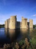 Bodiam Castle and Moat