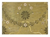 Marguerite, motif de papier peint Giclée par William Morris