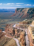 Road into Valley of the Gods