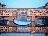 Ponte Vecchio over the Arno River