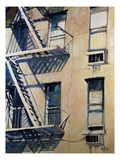 Fire Escapes III