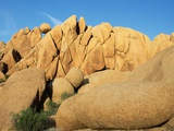 Weathered Granite Boulders