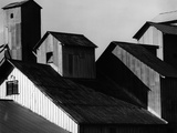 Corrugated Steel Rooftops