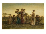 Gleaners Going Home
